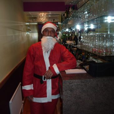 Make Spice Village your Christmas party venue this year