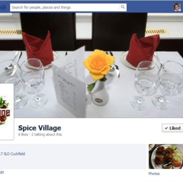 Spice Village launch social media accounts